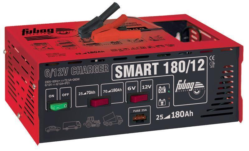 Устройство зарядное Fubag SMART 180/12