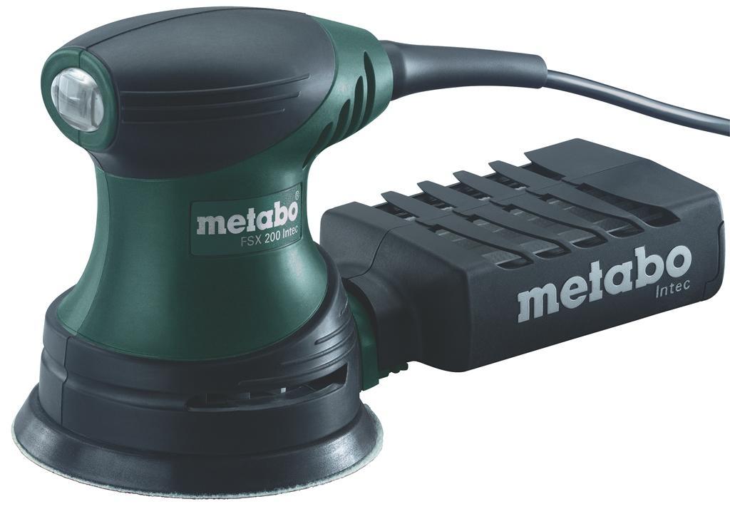 ���������� �������������� Metabo FSX 200 Intec
