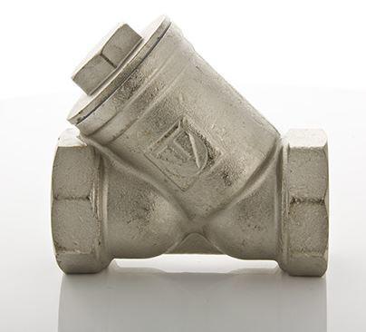 """Фильтр сетчатый для воды муфтовый 3/4""""(10/120) Valtec VT.192.N.05"""