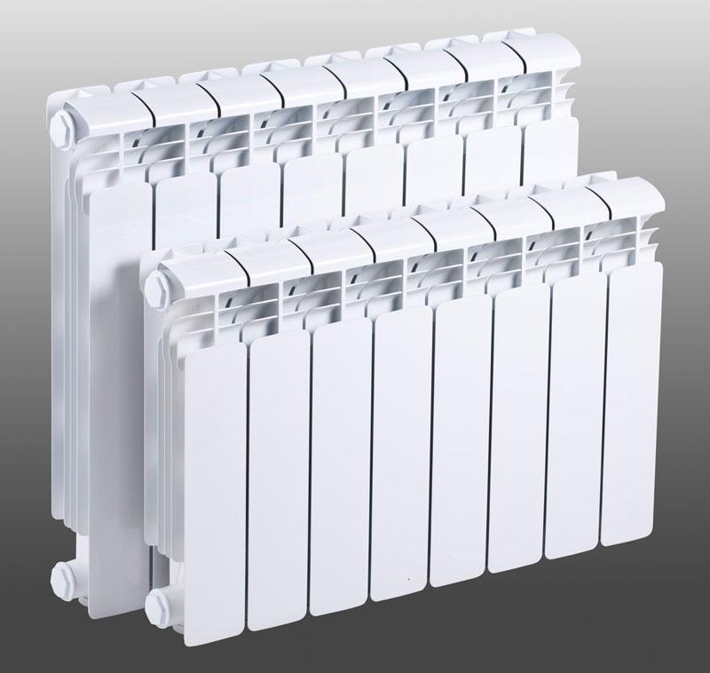 Радиатор алюминиевый RIFAR Alum 500/90 4 секции