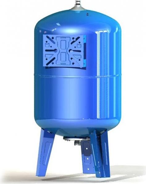 Гидроаккумулятор 100л вертикальный Varem M100-2ГВ
