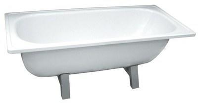 Ванна стальная DONNA VANNA 160х70х40 + ножки ВИЗ ОАО DV61901