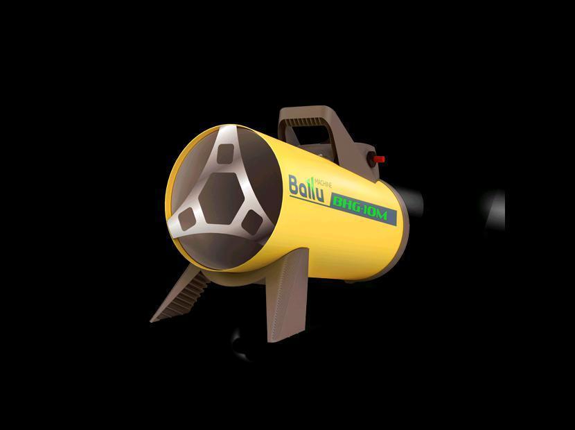 Нагреватель газовый BHG-10M