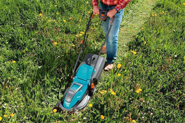 отзывы, фото газонокосилка электрическая со сбором травы купитт богослужений: Вечерня