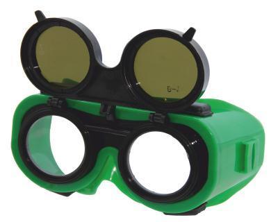 Очки газосварочные ЗНД2-Г2 ADMIRAL 1/40 СОМЗ 23232