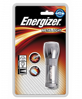Фонарь Energizer ENR Low cost Metal Light 3AAA 638842