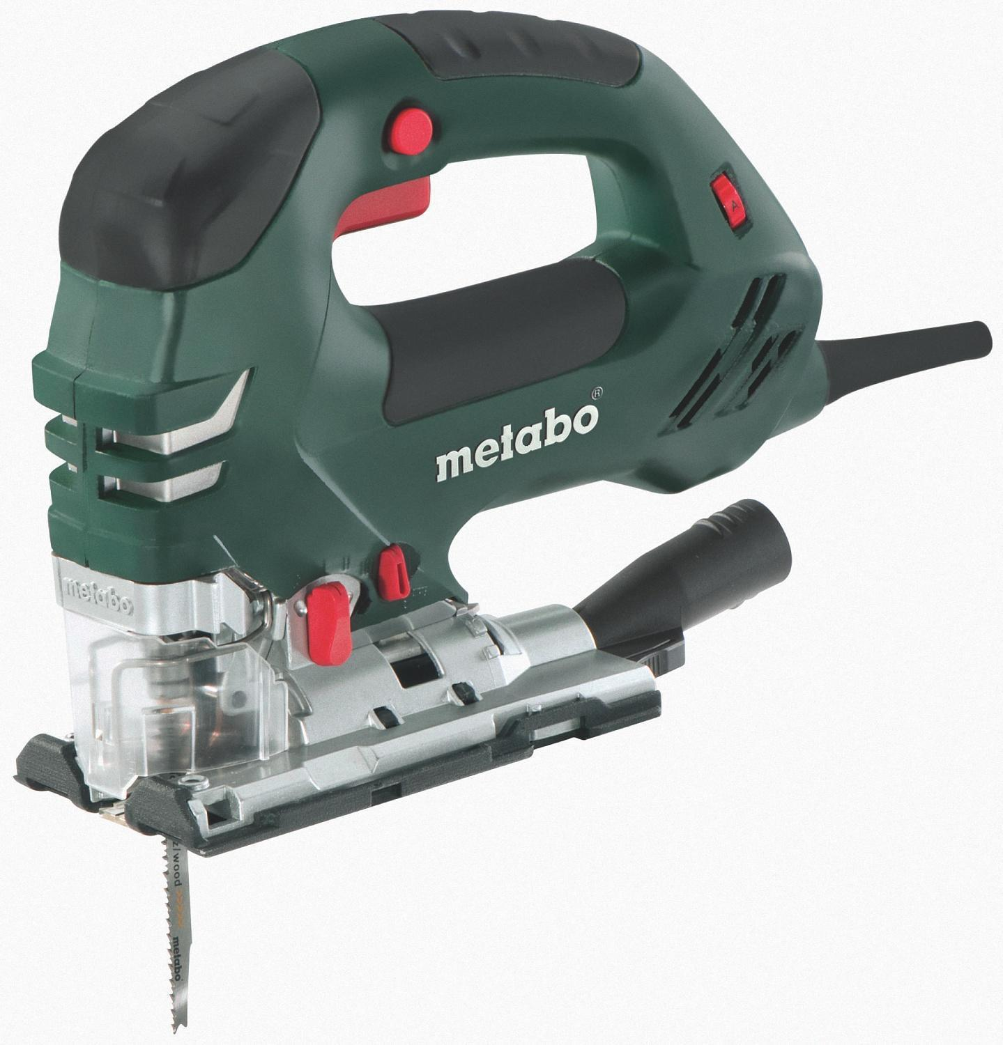 Лобзик Metabo STEB 140 PLUS Quick