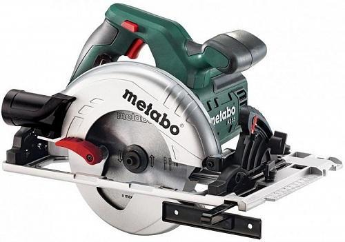 Пила дисковая Metabo KS 55 FS 600955000