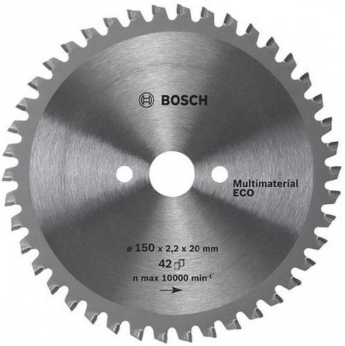 Диск пильный ф230х30 z64 Multimaterial Eco BOSCH 2 608 641 804