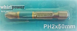 Вставка PH2  50мм Whirl Power 2714050021