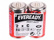 Батарейка Energizer C EVEREADY HEAVY DUTY 2шт 638772