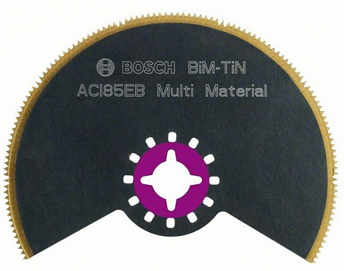 Пилка Multi-Cutter BOSCH AB BIM-TiN