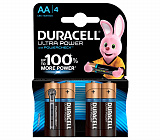Батарейка Duracell AA LR6-4BL Ultra Power 4шт