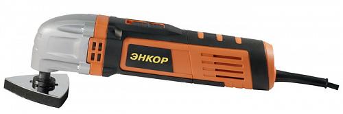 Универсальный инструмент-резак (реноватор) ЭНКОР МФЭ-400Э в кейсе 50273