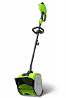Снегоуборщик-снеголопата Greenworks GD40SSK2 2600807UA