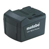 Аккумулятор Metabo 12 В 1,7 Ач NiCd-Power (BS12NiCd) (625452000)